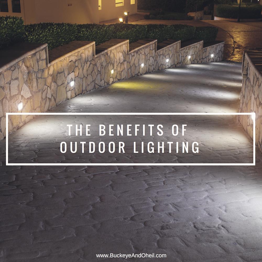 Outdoor Lighting (landscape lighting) in Dayton, Ohio