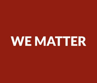 We Matter #IndigenousYouthRise: COVID-19 Support Fund