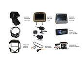 Interface, Faaftech, Encosto de Cabeça, Moldura, Câmera de Ré, Fone de Ouvido, Wireless, DVD, TV, GPS, Sensor de Ré, Câmera de Ré, Rio de Janeiro, RJ, Niterói, Barra