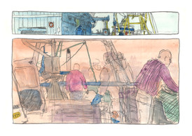 Fisheries reportage