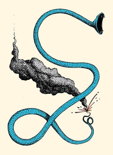 Il serpente di pinocchio