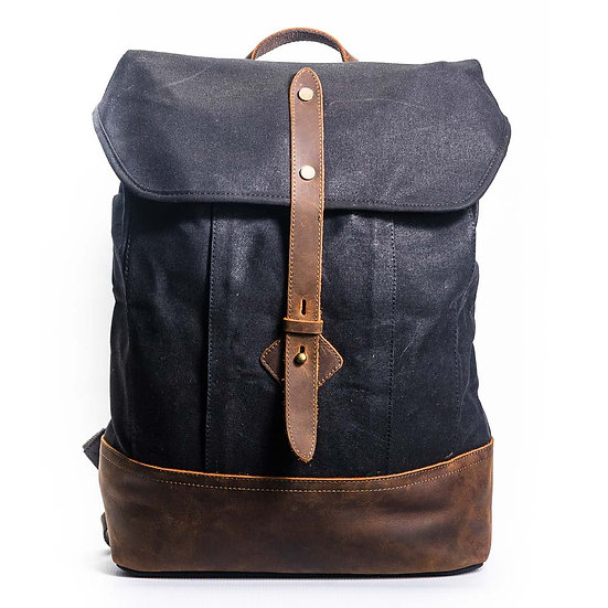 Milan Canvas Backpack