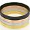 Thumbnail: Zilarra Love Bracelet - Black