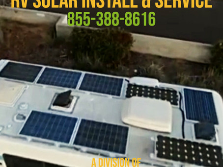 A Lazy Daze RV Solar Upgrade