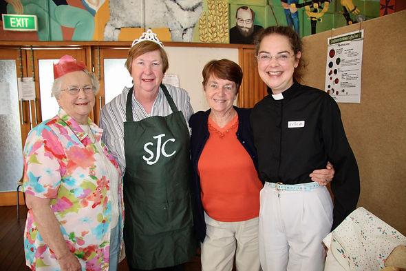 Sue Jordan St John's Care Canberra
