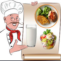blank-menu-with-image-a-smiling-chef-vec