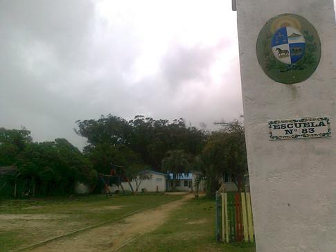 Escuela 83, La Pedrera