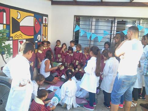 Escuela Nro 2, Rocha