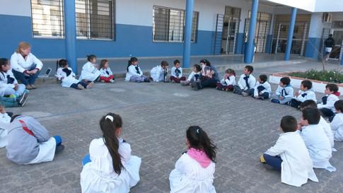 Escuela 52, La Paloma.