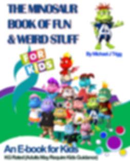 AAA Minosaur Book OF Weird Stuff copy.jp