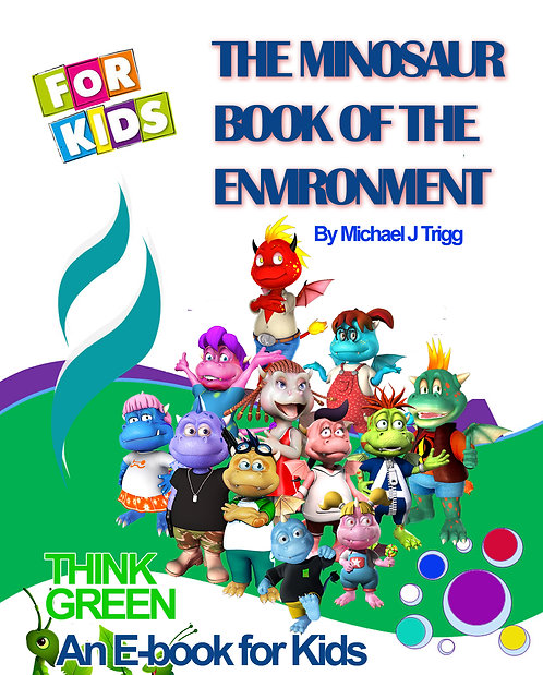 The Minosaur Book of Environment for Kids