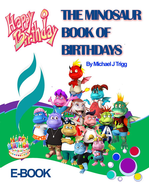 The Minosaur Book  of Birthdays