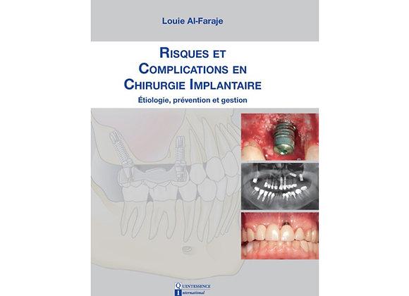 Risques et Complications en Chirurgie Implantaire