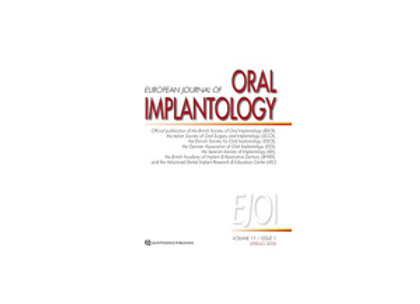 International Journal of Oral Implantology