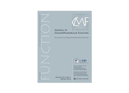 Journal of Craniomandibular Function