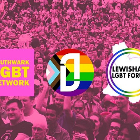 Post-Lockdown & Covid-19 update for LGBTQ+ people in Lambeth, Southwark & Lewisham