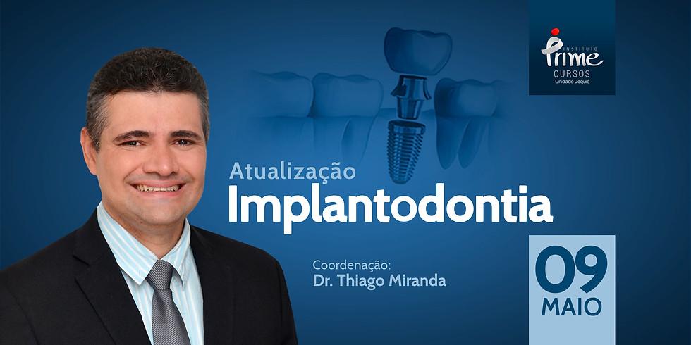 Atualização em Implantodontia