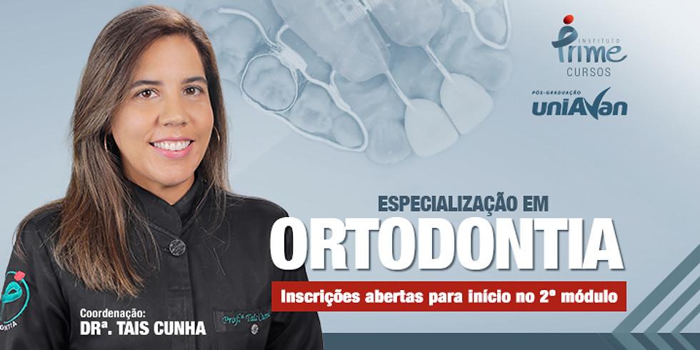 Especialização em Ortodontia (2º Módulo)