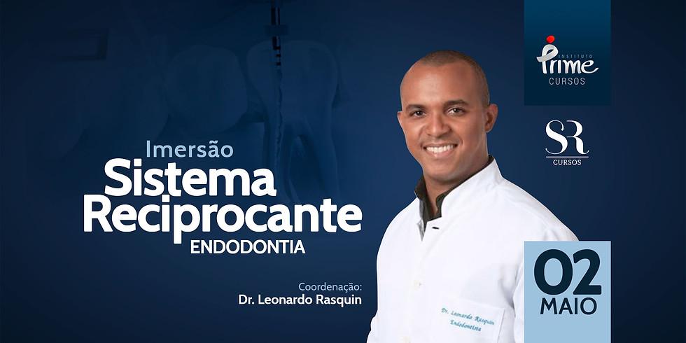 Imersão em Sistema Reciprocante (Endodontia)