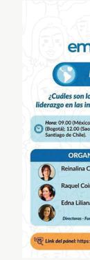 Webinar: Buenas Prácticas de Gobierno Corporativo ESAL FAONG y Comfama