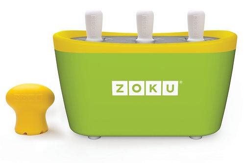 ZOKU Quick Pop Maker | Trio | Groen