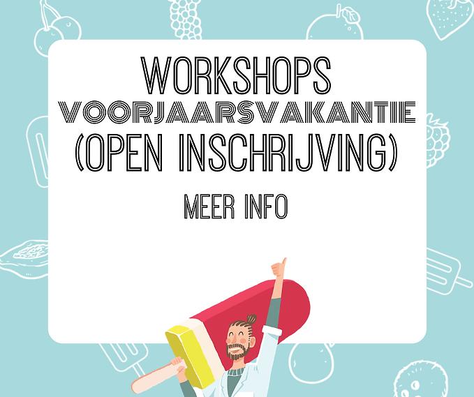 Workshops Voorjaarsvakantie - Website.pn