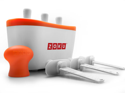 ZOKU Quick Pop Maker | Trio | Wit