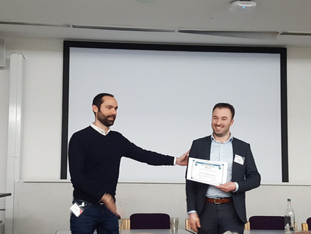 LINDDUN research publication received best paper award at IWPE workshop
