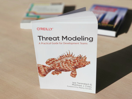 Book review: Threat modeling – a practical guide for development teams