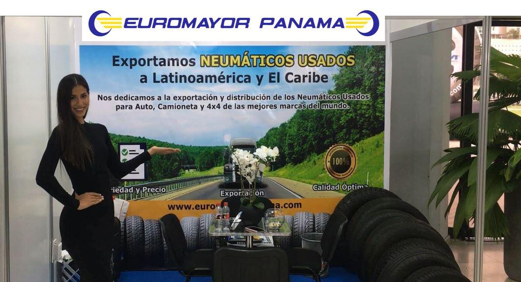 Bienvenida al Stand de Euromayor