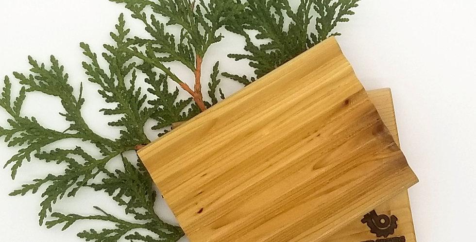 TB Timbers Cedar Soap Holder