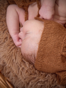 Sam - 1 Month Baby