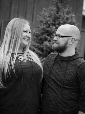 Rachel and Eric Engagement