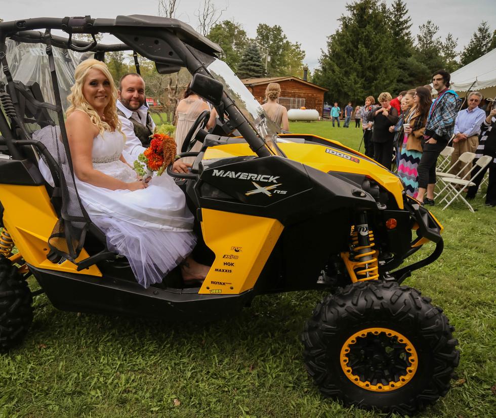 Pugh Wedding