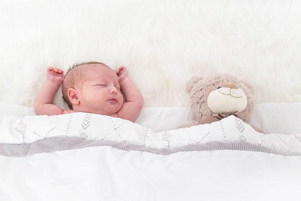sleeping-beauty-sam-with-his-teddy-bear-