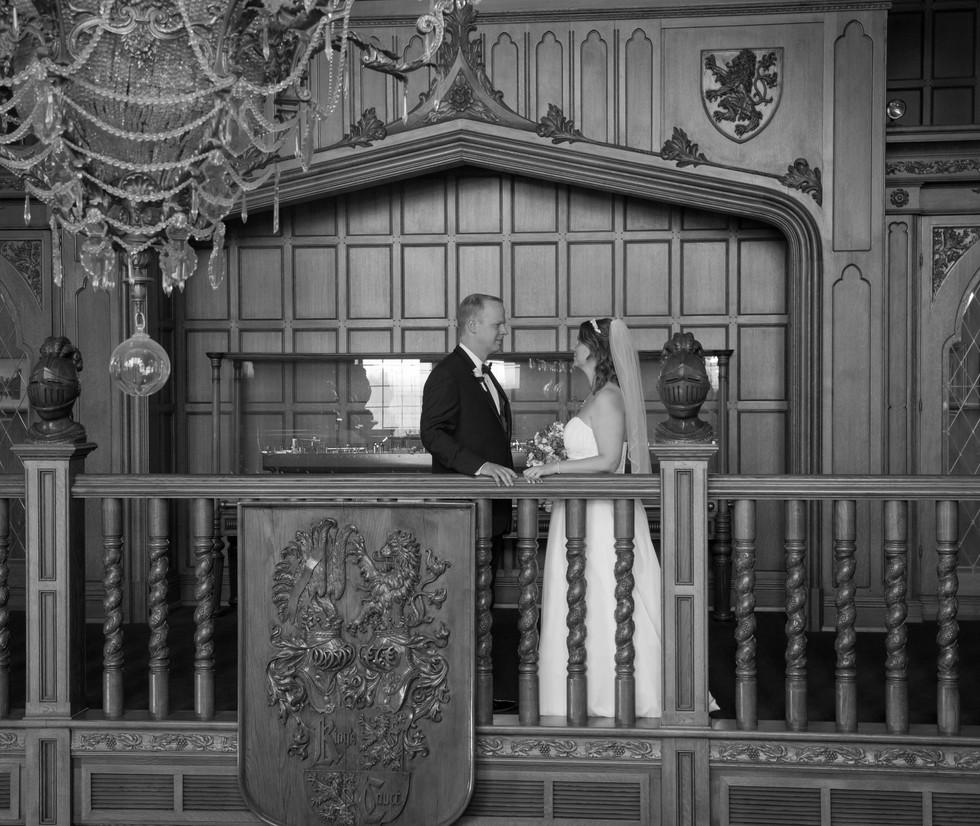 Starke Wedding