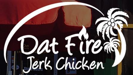 Dat Fire Jerk Chicken