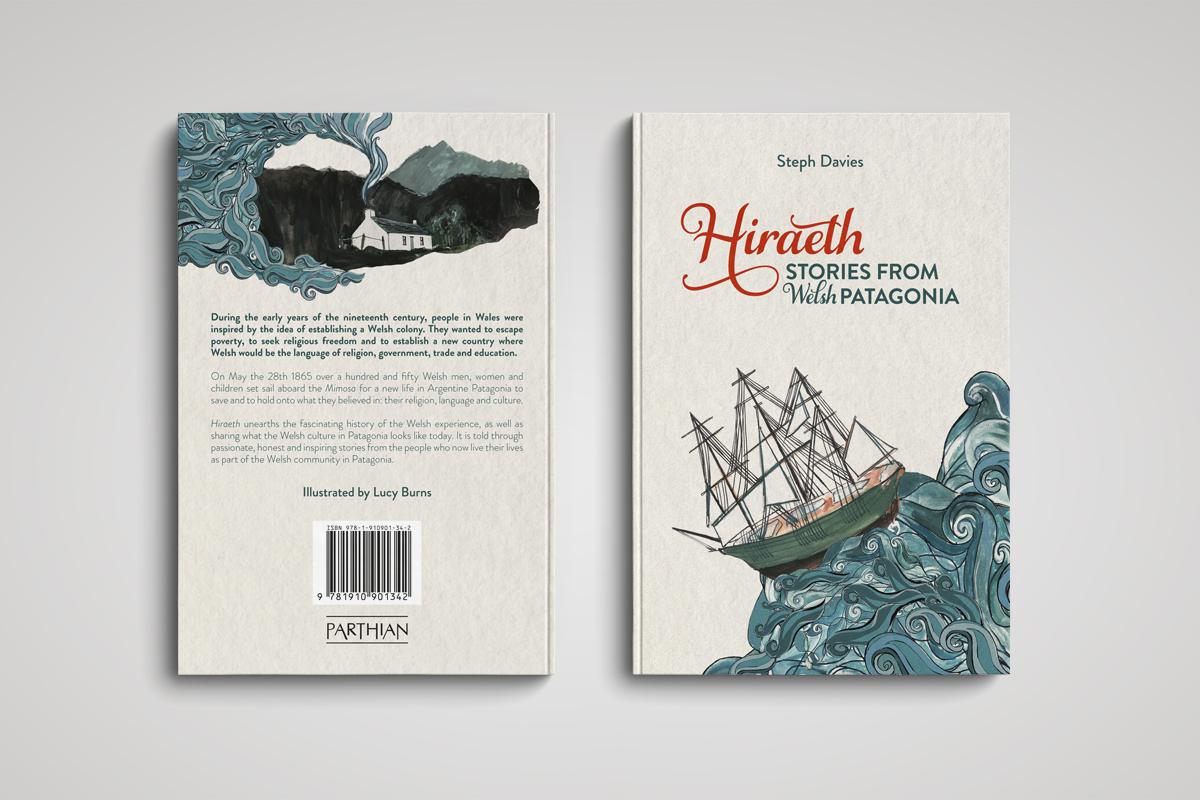"""""""Hiraeth"""" Parthian Books"""