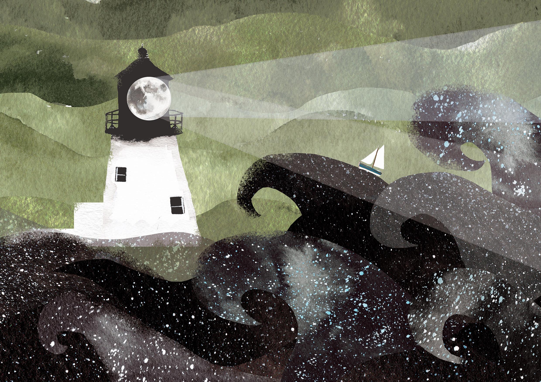 The Moon House