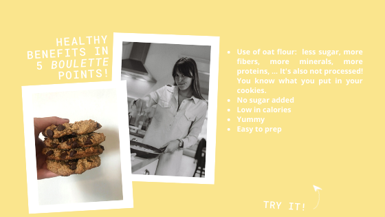 Summary of the 5 healthy benefits of this recipe
