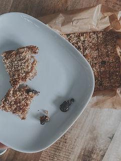 Healthy Protein bar for energy-need