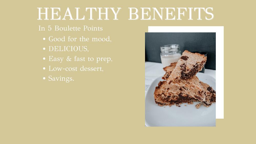 The Hidden Gem healthy food recipe - 5 healthy benefits summary