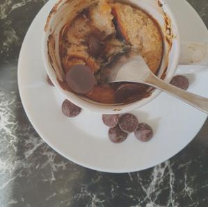 Sugar-Free Chocolate Chip Cookie mug