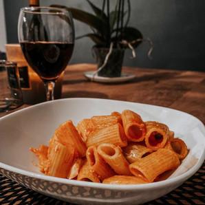 Tasty Rigatoni AL FORNO