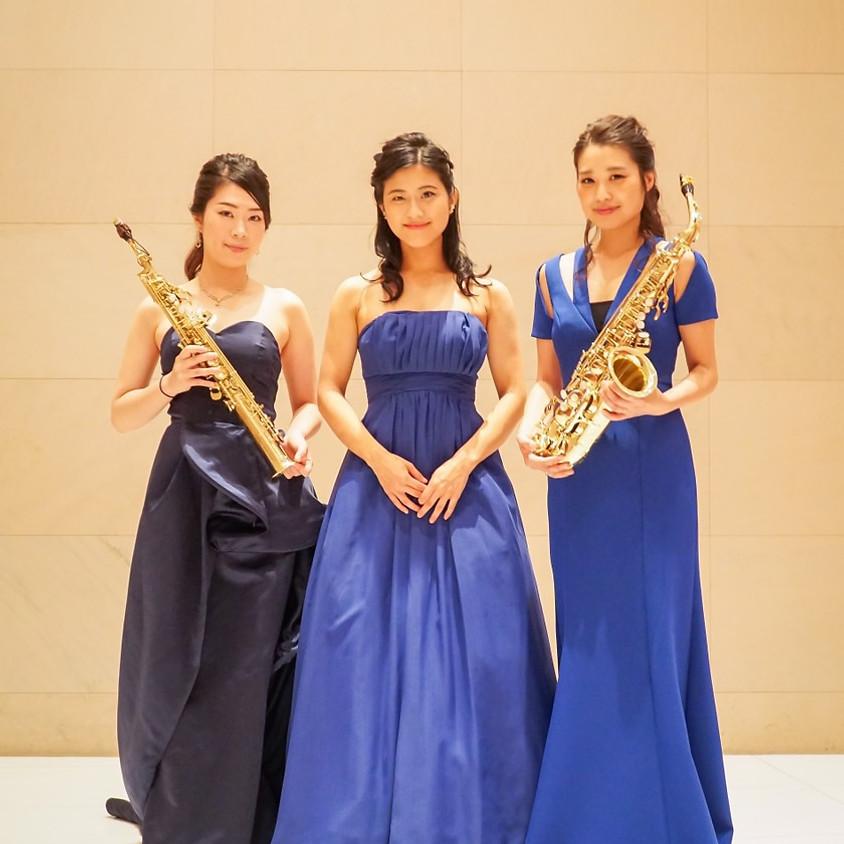2020/05/30(土) Trio les elles コンサート in 名古屋 開催決定!