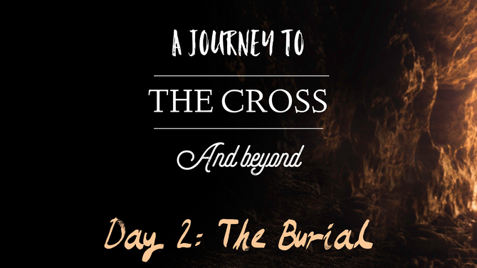 A Journey to the Cross and Beyond