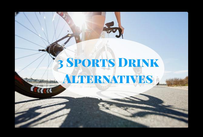 Sports Drink Alternatives