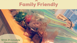 How to Create a Family Friendly Monthly Meal Plan