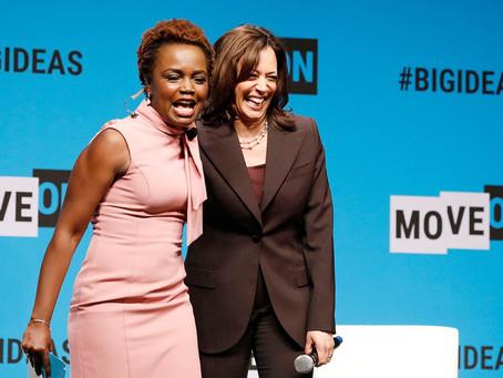 Kamala Harris Picks Lesbian Activist, Karine Jean-Pierre as New Chief of Staff