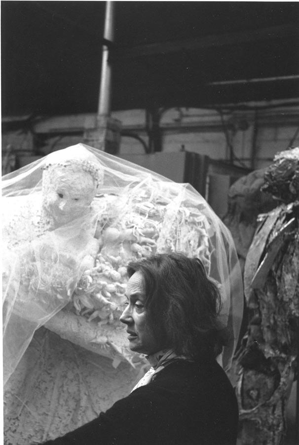 Niki with La Mariée